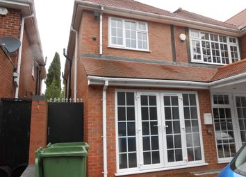 Thumbnail Studio to rent in Hamstead Hill, Handsworth Wood