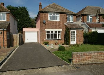 Thumbnail 3 bed detached house for sale in Dolphin Way, Bishop's Stortford