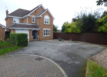 Thumbnail 4 bed detached house to rent in Grange Farm Close, Toton