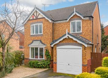 Thumbnail 4 bed detached house for sale in Sandown Crescent, Bowbrook, Shrewsbury