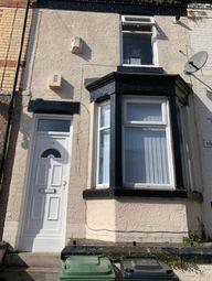 2 bed terraced house for sale in Wycherley Road, Tranmere, Birkenhead CH42