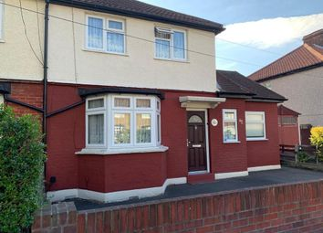 Thumbnail 4 bed semi-detached house to rent in Leighton Road, Enfield