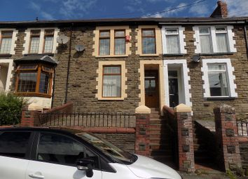 Thumbnail 3 bed terraced house for sale in Conway Road, Treorchy, Rhondda Cynon Taff.