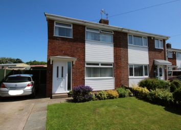 Thumbnail Semi-detached house for sale in Llys Madoc, Towyn, Abergele, Conwy