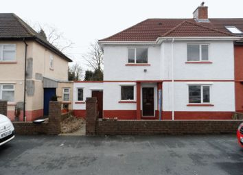 Thumbnail 4 bed semi-detached house to rent in Ynyswen, Penycae, Swansea