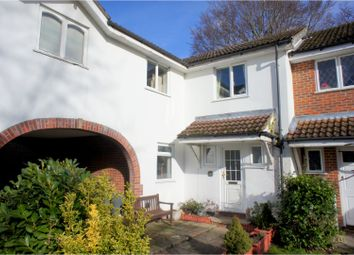 Thumbnail 4 bed terraced house for sale in Spruce Drive, Lightwater