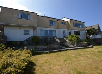 Thumbnail 4 bed detached house for sale in Trewidden Road, St. Ives, Cornwall