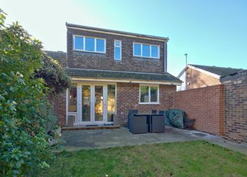 Thumbnail 3 bedroom semi-detached house for sale in Blackhall Road, Cambridge