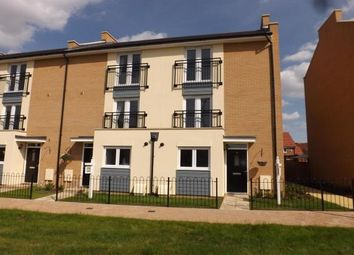 Thumbnail 4 bed property to rent in Clenshaw Path, Basildon