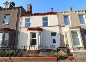 Thumbnail 3 bedroom terraced house for sale in Solway Street, Silloth, Wigton