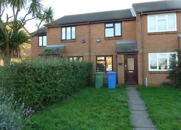 Thumbnail 2 bed terraced house to rent in Drakes Close, Upchurch, Sittingbourne