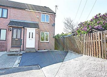 Thumbnail 2 bed semi-detached house for sale in Mitchell Way, Chesterfield, Derbyshire