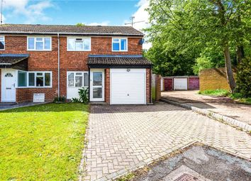 Thumbnail 3 bedroom semi-detached house for sale in Bashford Way, Worth, Crawley