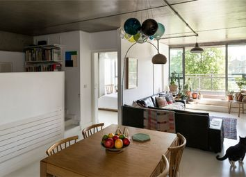 Thumbnail 2 bed flat for sale in Union Wharf, Wenlock Road, London