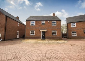 Thumbnail 4 bedroom detached house for sale in Bank House Gardens, Stoke-On-Trent