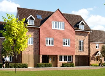 Thumbnail 2 bedroom flat for sale in De Burgh Gardens, Tadworth, Surrey