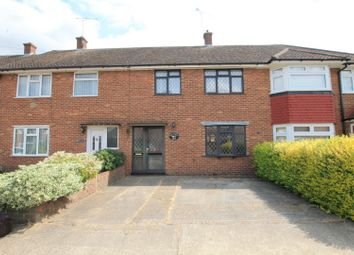Thumbnail 3 bed terraced house for sale in Heron Way, Upminster