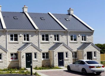 Thumbnail 3 bedroom town house to rent in Thumb Lane, Portland, Dorset