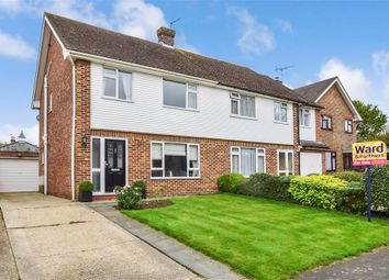 Thumbnail 3 bed semi-detached house for sale in Cricketers Drive, Meopham, Kent