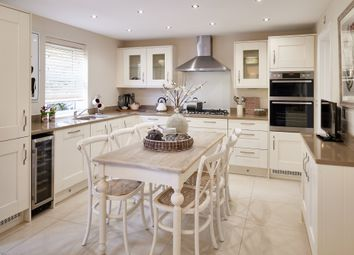 "Thumbnail 4 bed detached house for sale in ""Chelworth"" at Brixton, Plymouth"
