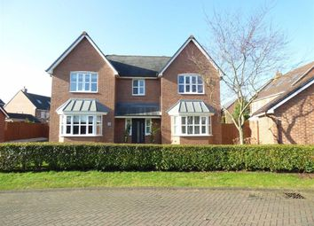 Thumbnail 5 bed detached house for sale in Heaton Way, Wychwood Village, Weston
