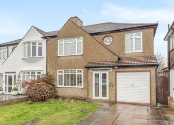 4 bed semi-detached house for sale in Broad Lawn, London SE9