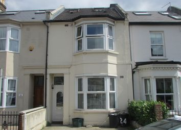 Thumbnail 2 bed shared accommodation to rent in Graham Road, Wimbledon