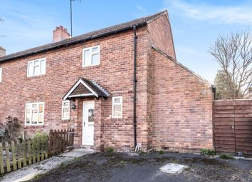Thumbnail 4 bed semi-detached house for sale in Presteigne, Powys