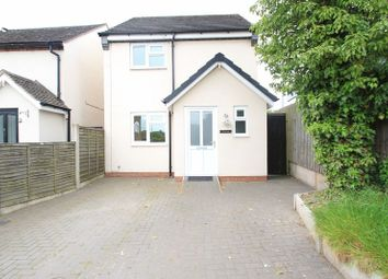 Thumbnail 3 bed detached house for sale in Boscomoor Lane, Penkridge