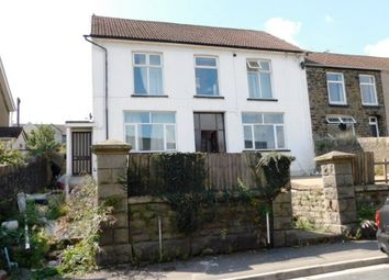 Thumbnail End terrace house for sale in Wood Road, Treforest Pontypridd