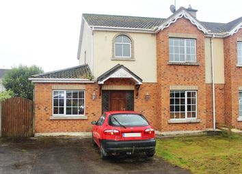 Thumbnail 4 bed semi-detached house for sale in 15 Meadow Court, Daingean, Offaly