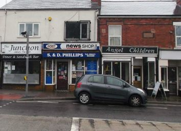 Thumbnail Retail premises for sale in 101 Low Moor Road, Kirkby-In-Ashfield