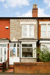 Thumbnail 3 bed terraced house for sale in Shenstone Road, Birmingham, West Midlands