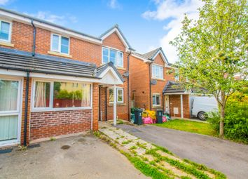 Thumbnail 3 bed semi-detached house for sale in Salvia Close, St. Mellons, Cardiff