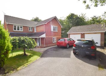 Thumbnail 6 bed detached house for sale in St. Johns Close Walton, Chesterfield