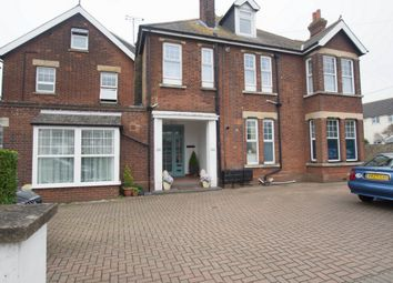 Thumbnail 2 bed flat for sale in Dover Road, Deal