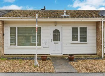Thumbnail 1 bed bungalow for sale in Barons Close, Bletchley, Milton Keynes, Buckinghamshire