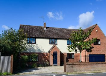 Thumbnail 5 bedroom detached house for sale in Church Road, Stansted