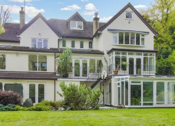 Thumbnail 6 bed detached house for sale in The Ridgeway, Cuffley, Potters Bar