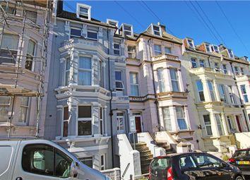 Thumbnail 3 bed flat for sale in Cornwallis Terrace, Hastings