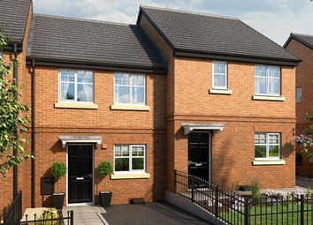 "Thumbnail 3 bed property for sale in ""The Kendall At Cottonfields"" at Gibfield Park Avenue, Atherton, Manchester"
