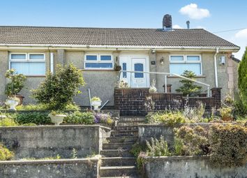 Thumbnail 3 bed semi-detached bungalow for sale in Greenfield Crescent, Llansamlet, Swansea