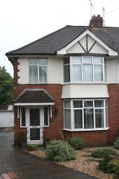 Thumbnail 3 bed property to rent in Whiteway Drive, Exeter
