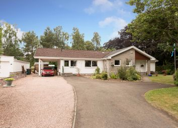 Thumbnail 3 bed detached house for sale in Woodlands Grove, Blairgowrie, Perthshire