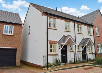 Thumbnail 3 bed end terrace house for sale in Rays Meadow, Lightmoor Village, Telford, Shropshire.