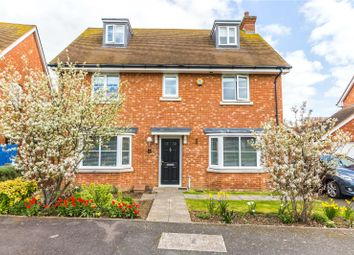 Thumbnail 4 bed detached house for sale in Utah Rise, Wainscott, Kent
