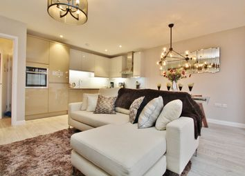 Thumbnail 3 bed flat for sale in King Charles Road, Berrylands, Surbiton