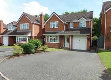 Thumbnail 4 bed detached house for sale in Drovers Way, Newport