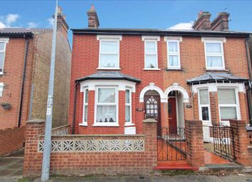 Thumbnail 3 bedroom semi-detached house for sale in Camden Road, Ipswich