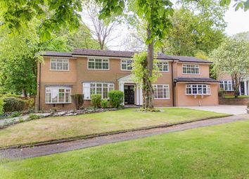 Thumbnail 5 bedroom detached house for sale in Thorneyholme Close, Lostock, Bolton